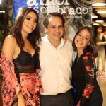 Carol Oliveira, Wagner de Assis e Kiria Malheiros