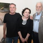 Chico Chaves, Monica Xexeo e Pedro Xexeo
