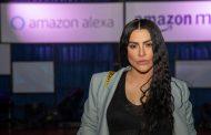 Cleo Pires prestigia festa de lançamento da Alexa e Amazon Music