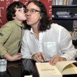 Vinicius e seu pai Geraldinho Carneiro