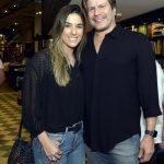 Isabella Pinheiro e Paulo Ricardo