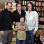 Bruce Gomlevsky, Paulo Ricardo, Geraldinho e Vinicius Carneiro