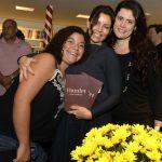 Alegria, Cléo Ferreira e e Ana Paula Pedro