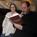 Geraldinho Carneiro e Bruce Gomlevsky