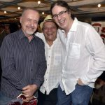Ricardo Cravo Albim, Mano Mello e Geraldinho Carneiro