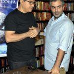 Carlos Cardoso Poeta e Carlos Andreazza
