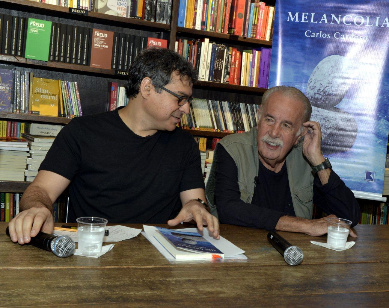 """Carlos Cardoso lança """"Melancolia"""""""