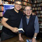 Carlos Cardoso Poeta e Luciano Figueiredo -