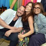 Daniel Grilo, Flavia Gandelman e Lucia Guanabara