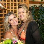 Dirce Braga e Leila Esposito