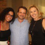 Duda Bavaresco, Alexandre Bianco e Maristela Bavaresco