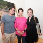 Edu Monteiro, Angela Od e Viviane Teixeira