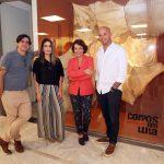 Edu Monteiro, Lais Santana, Marcia Mello e Ricardo Kimaid Jr