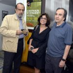 Eduardo Escorel Irene Ferraz e Paulo Thiago