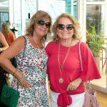 Foffy Luz e Renata Fraga