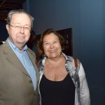 Francisco Weffort e Wanda Engel