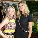 Geusa Muguet e Claudia Lobo