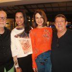 Gilberto Coelho Ramos, Lise Leal, Toia Lemann e Marcelo Valls