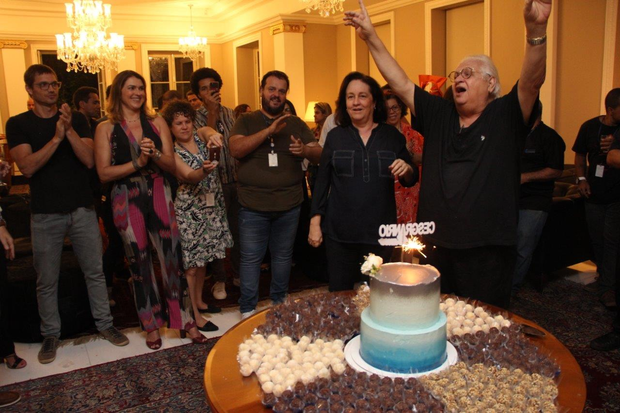 Fundacao Cesgranrio Comemora 48 Anos Portal Anna Ramalho