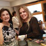 Sonia Saraiva e Letícia Costa