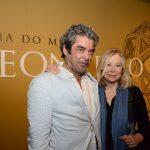 Júlio Bandeira e Thera Regouin