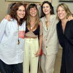 Karina Mondini, Amanda Mujica, Ana Luna e Fernanda Villela