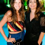 Lara DAvilla e Maria Clara Constanza