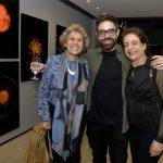 Marília, Rodrigo e Regina Bodstein