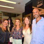 Marcela Gastaldi, Flávia Marcolini, Tábata Ribeiro e Ricardo Portilho
