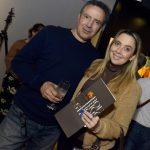 Marcelo e Carol Cossenza