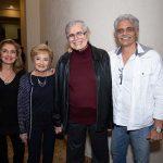 Maria Amélia, Gloria Menezes, Tarcisio Meira e Tarcisio Filho - Foto de Amauri Nehn-Brasil News