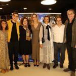 Mariana Cysne, Matheus Lustosa, Bia Sion, Stela Celano, Giovana Gold, Wagner de Assis e Gilberto Torres