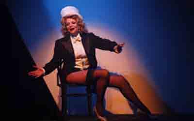'Marlene Dietrich – as pernas do século'