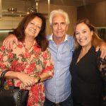 Nilce Alvim, Adel Alvim e Eliane Lima
