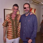 Cabelo e Victor Arruda