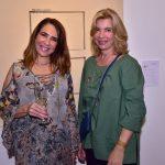Liliane Queyroi e Ankie van Brussel