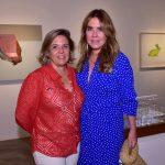 Luciana Caravello e Lilibeth Monteiro de Carvalho