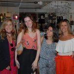 Patricia Hall, Livia Araujo, Cintia Milon e Barbara Machado - Novo Ambiente