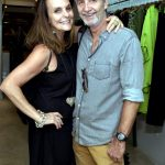 Patricia Secco e Pedro Guimarães