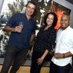 Rodrigues Silva, Monica Palmeira e Dario Uriah