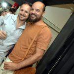 Rogério Silva e Paulo de Melo