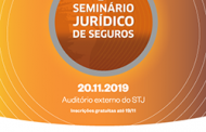 Instituto Justiça e Cidadania e o Superior Tribunal de Justiça realiza 2º Seminário Jurídico de Seguros