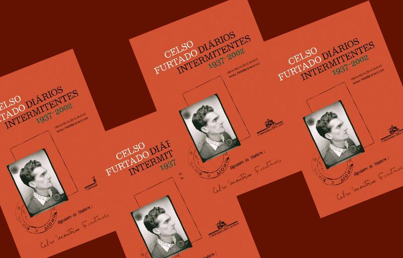 """Lançamento do livro """"Diário Intermitente – 1937-2002"""""""