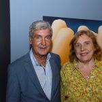Sergio Costa e Silva e Pietrina Checcacci