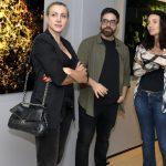 Tatiana Fogaça, Rodrigo Bodstein e Alessandra Bobba