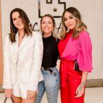 Thay Bernardo, Olga Torres e Candida Maria