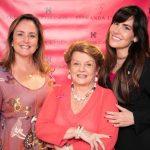 Tiana Meggiolaro, Lucia e Fernanda Lynch