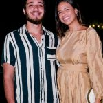 Victor Sales e Isis Martins