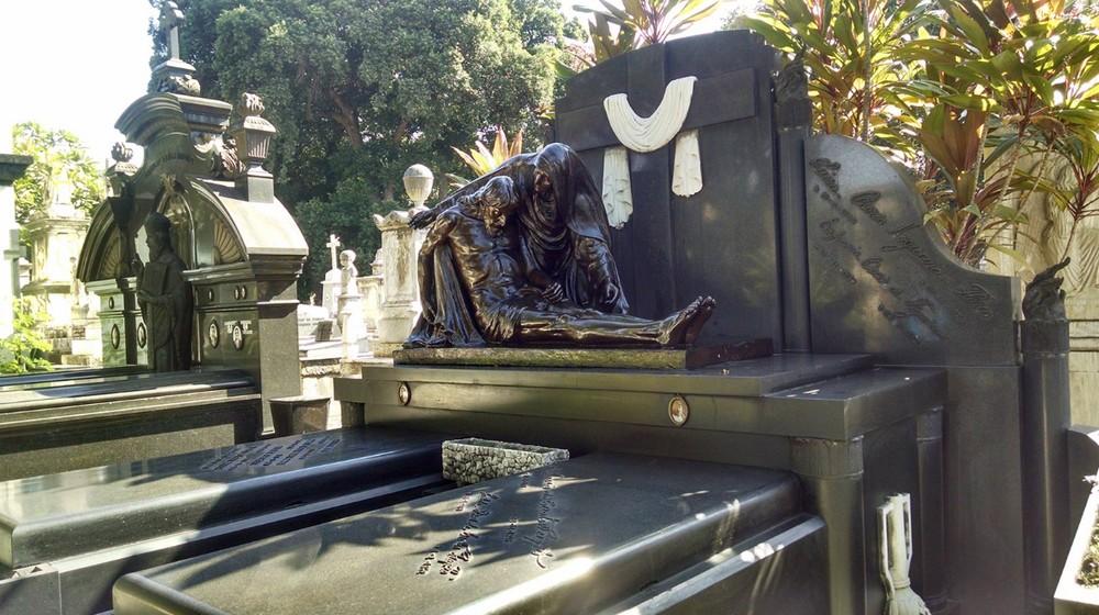 E continua o caso da tarifa anual de manutenção dos cemitérios públicos do Rio