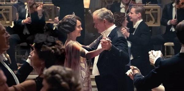 A casaca de Lord Crawley: classe é classe